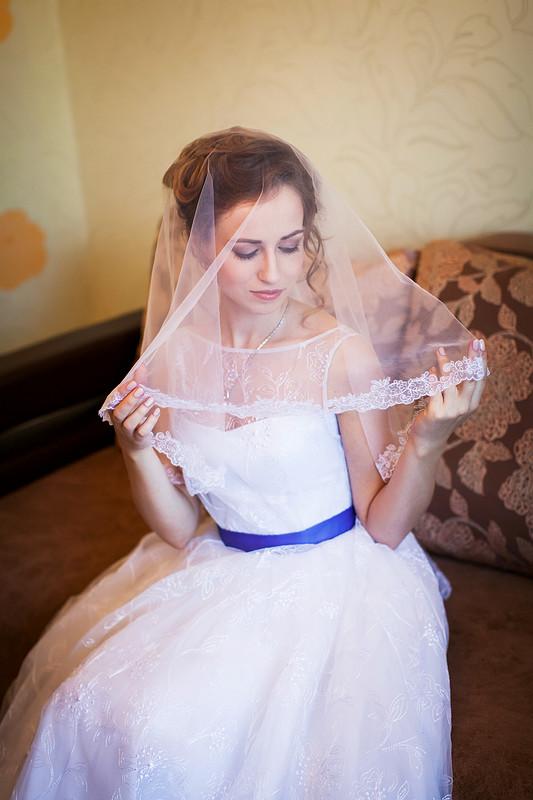 Свадебная коллекция №2 (фата) от Евгения Данилова