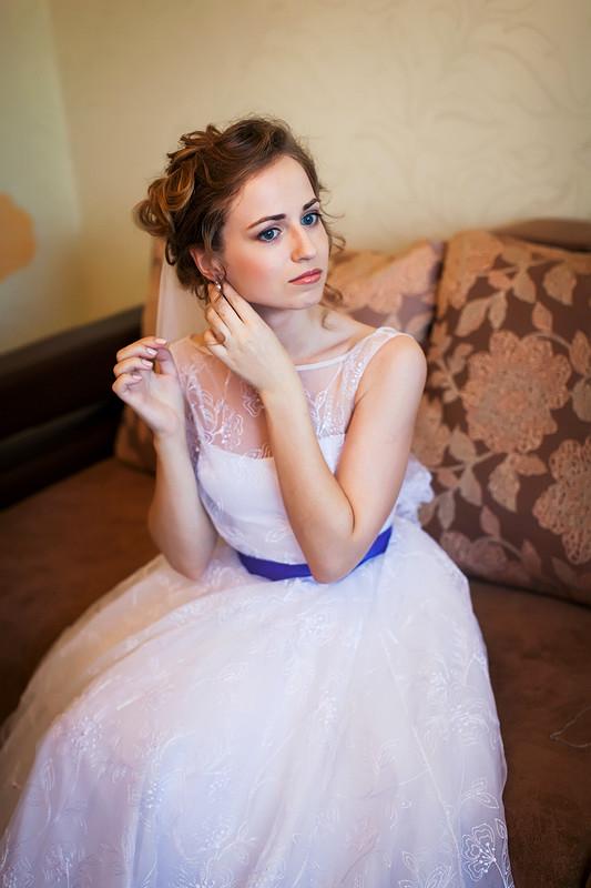 Моя свадебная коллекция от Евгения Данилова