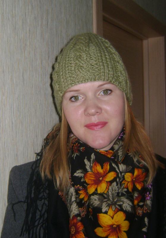 Опять шапка!!! от ta-raduga