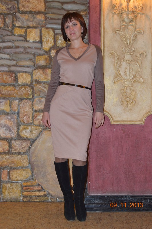 Платье от oksankaS