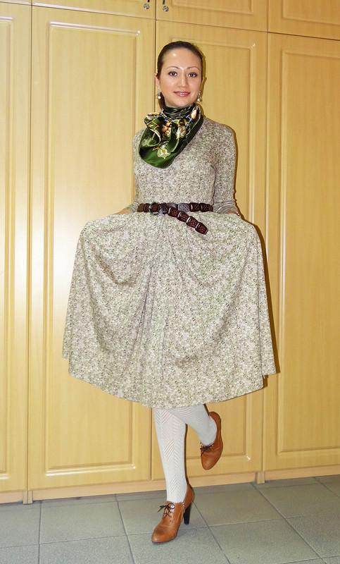 Бабушкино платье)))