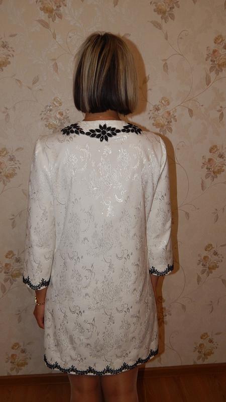 Платье снегурочки... от Veliya