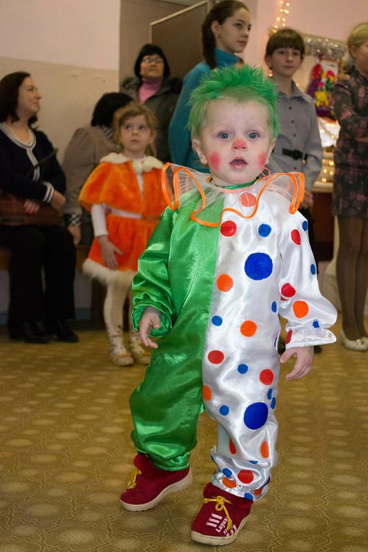 Семейка клоунов от Алла Воронова