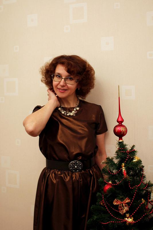Шоколадный декабрь от Людмила Лебедева