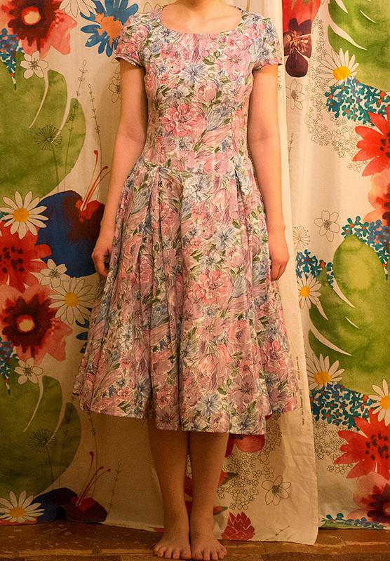 Домашнее платье от Волшебница