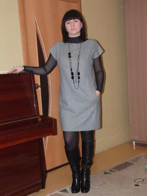 платье дляработы