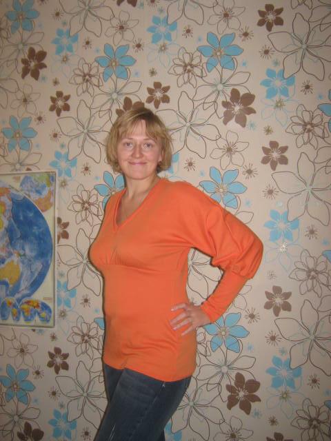 Уютный апельсин от kasikovna