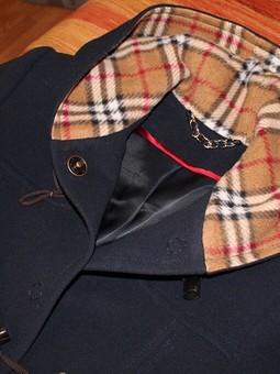 Работа с названием Первое взрослое пальто