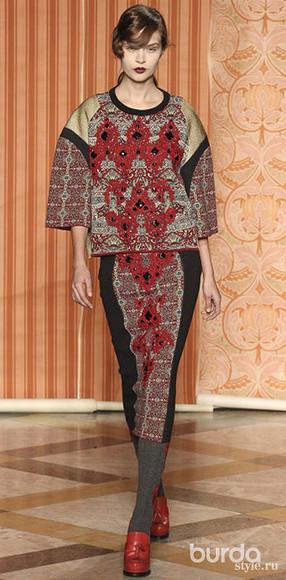 Праздничные платья вновой коллекции Antonio Marras