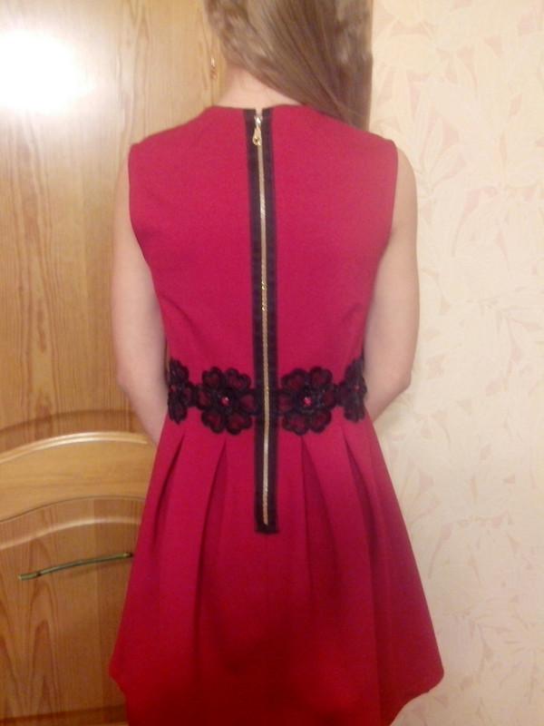 «Рябиновое платье» от Gaika3022