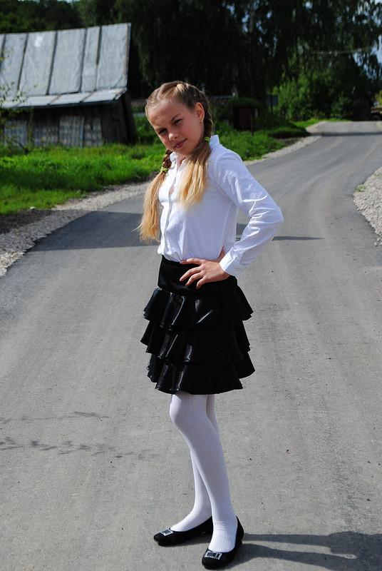 Юбка от Tulyachka