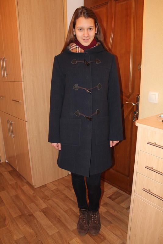 Первое взрослое пальто от Nata-liza