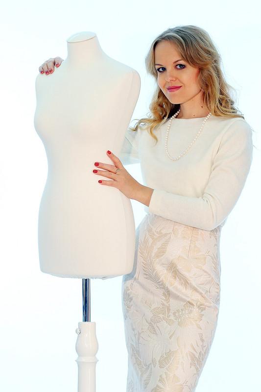 Нарядное платье от Agnia