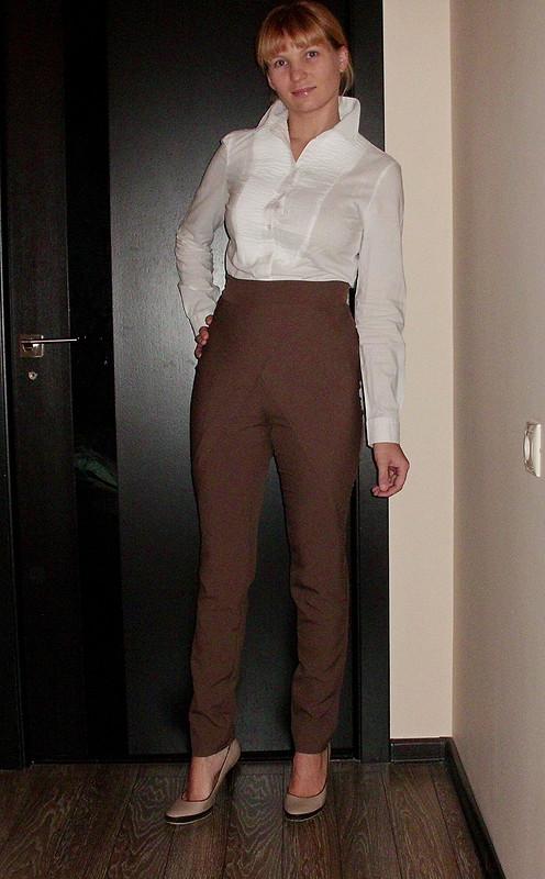 совсем другие брюки