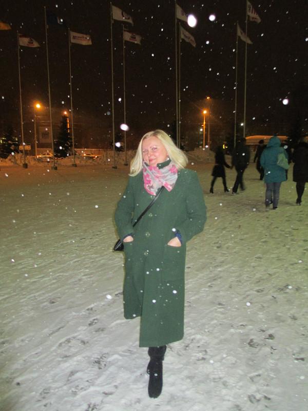 Уютное пальто