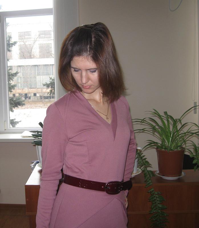Многострадальное платье от Мелания