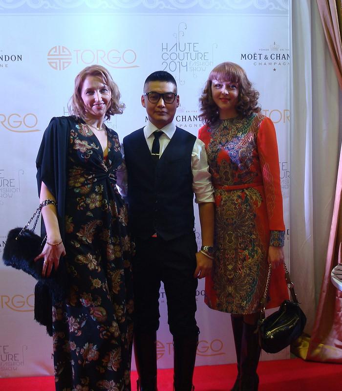TORGO Show Haute Couture или как я ходила намодный показ от вероникавера