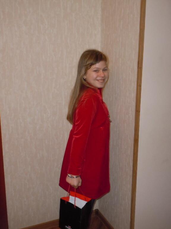 платье длястаршей дочери от Ирина_72