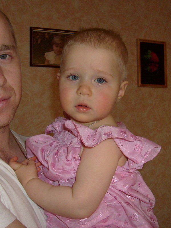 и дочке наряд от Lana-Svetlana