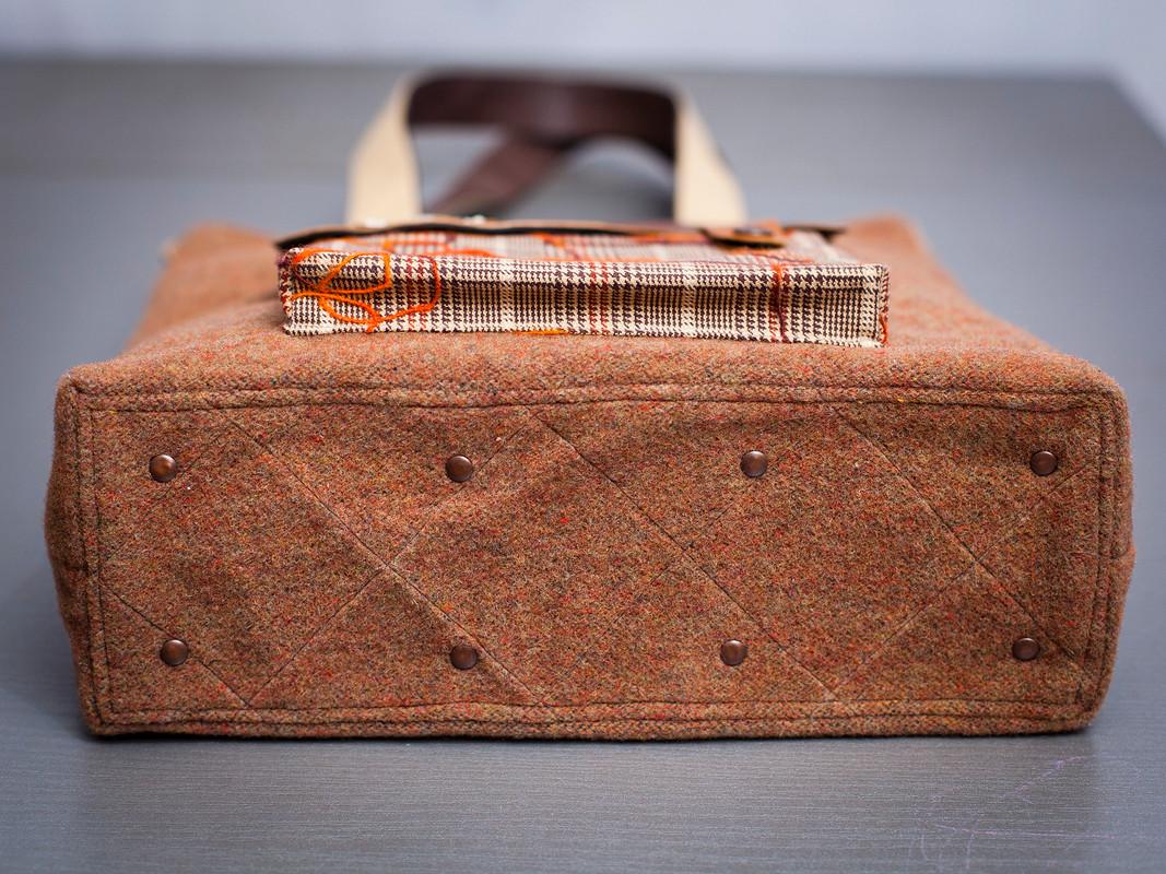 Зимняя сумка от Irinka