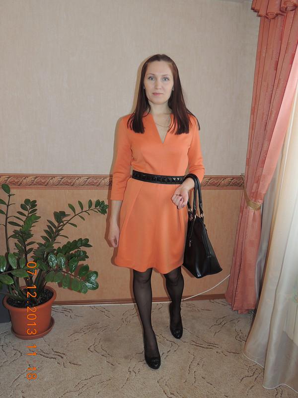 Платье-мандаринка