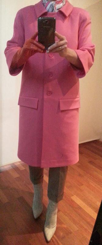 Пальто сноркой от silky1way