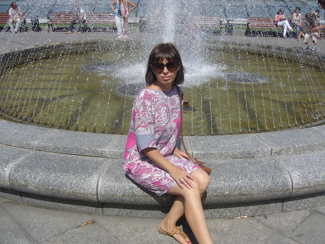 любимое летнее платье от Ingaroma