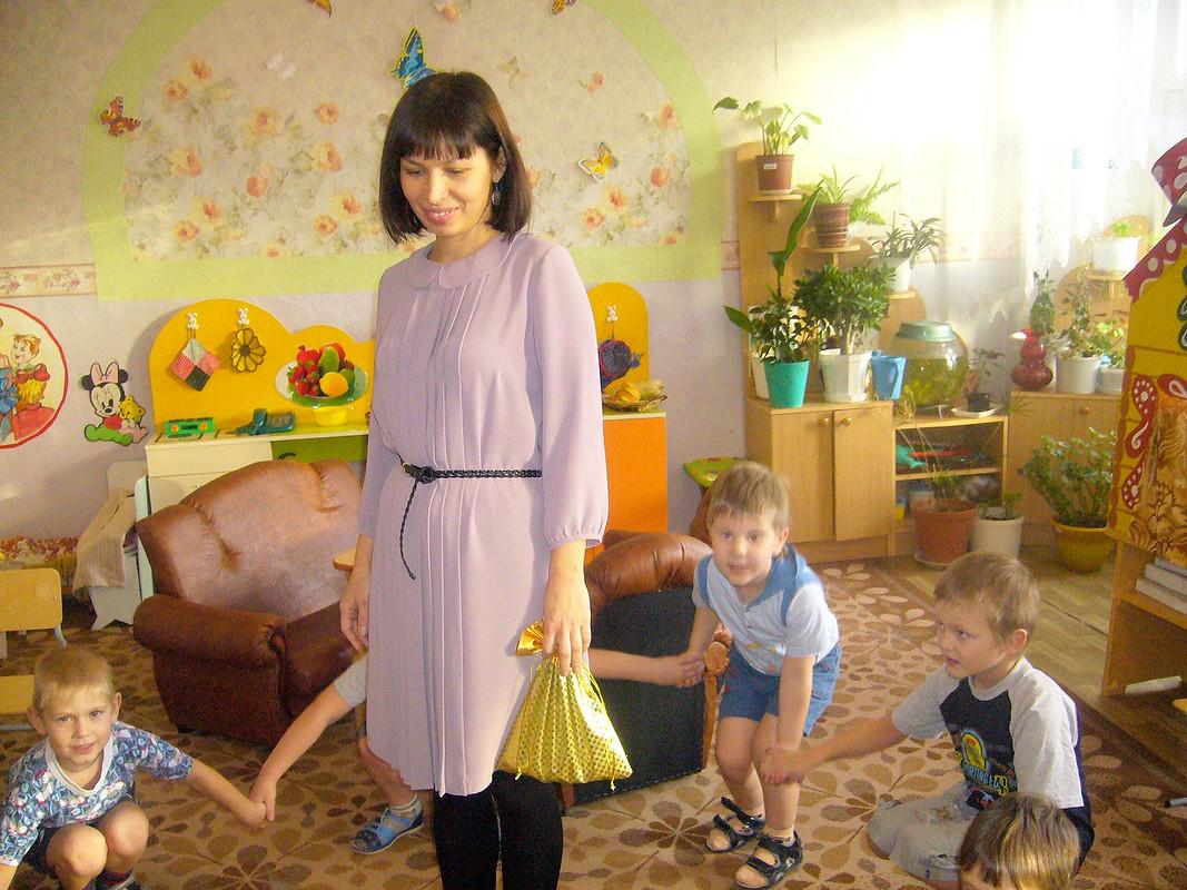 очередное платье от Ingaroma