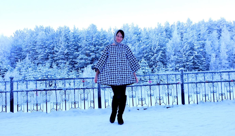 Просто платье. Тчк ))) от RushaRusha