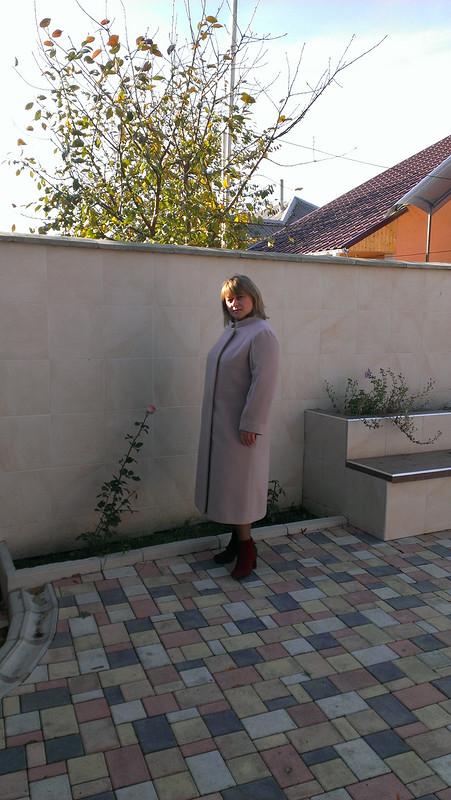моё первое пальто от Ирина_72