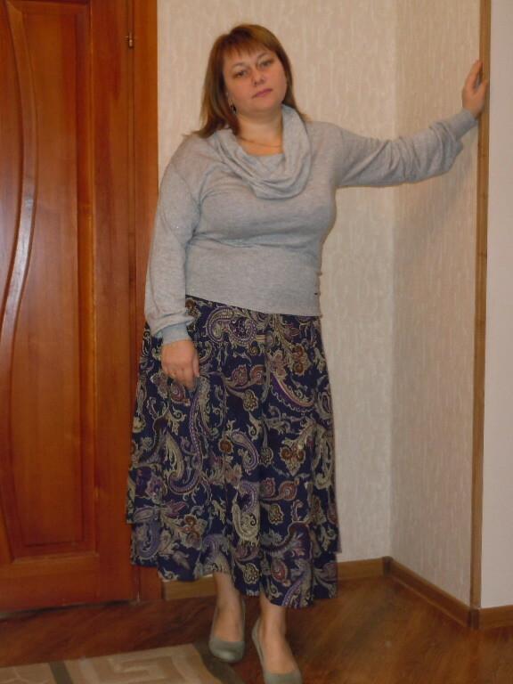 ЮБКА ЛЮБИМАЯ от Ирина_72