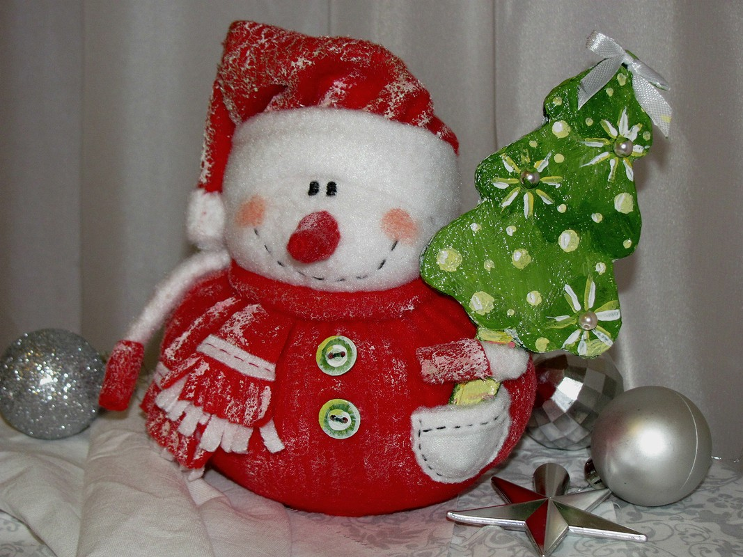 Снеговики от KatiaN