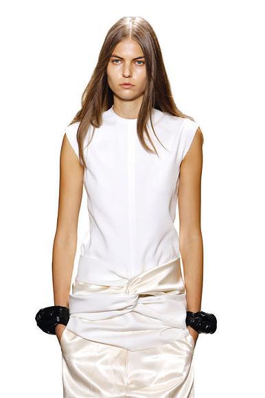 Узелки: модная молодежная драпировка