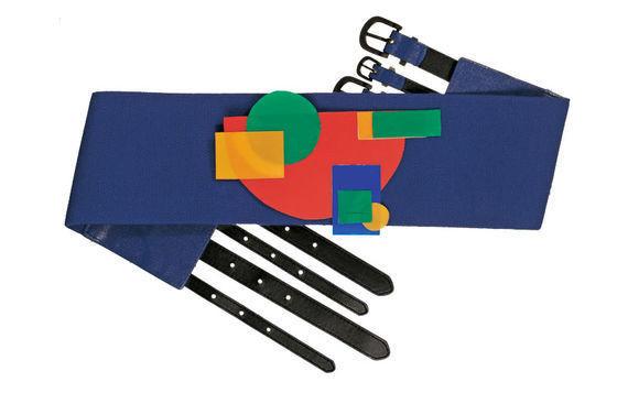 Необычный пластиковый декор встиле поп-арт своими руками