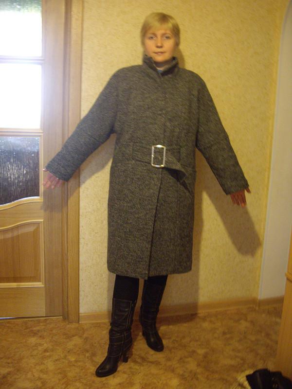 Первое пальто от Аксинья