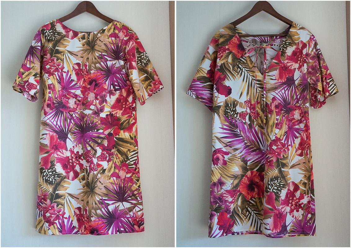 Платье «Tropics»
