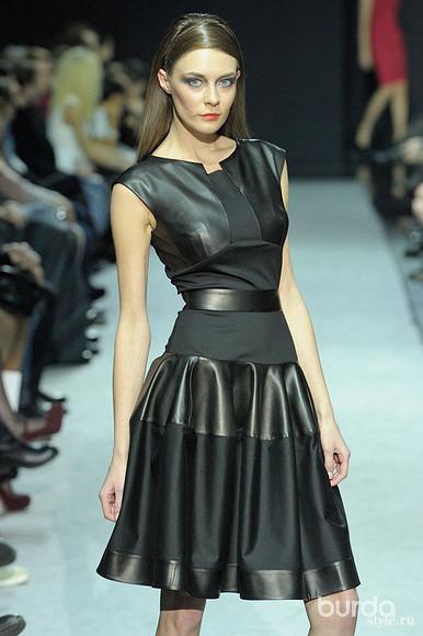 Тренды осени: неделя моды вМоскве