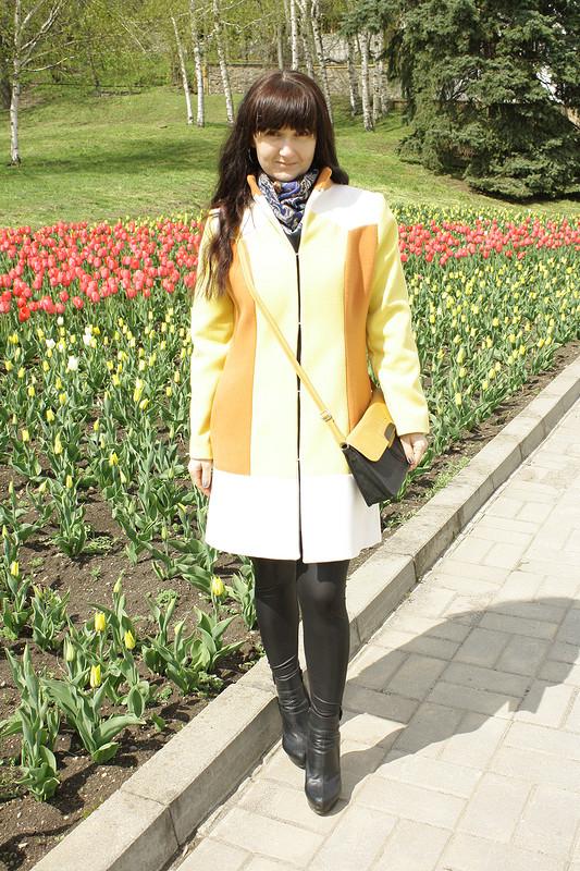 позитивное пальто))))