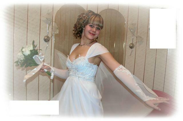 Свадебное платье дляподруги от VolgaSvet