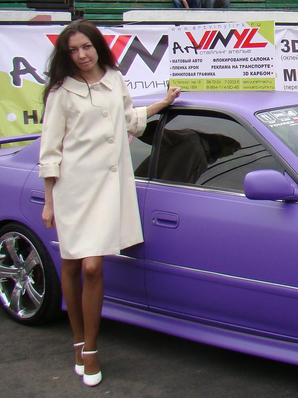 летнее пальто от Мари_я