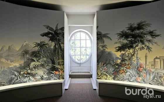 Обои: бумажные картины настенах