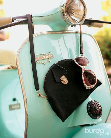 Шьем кожаную дамскую сумочку