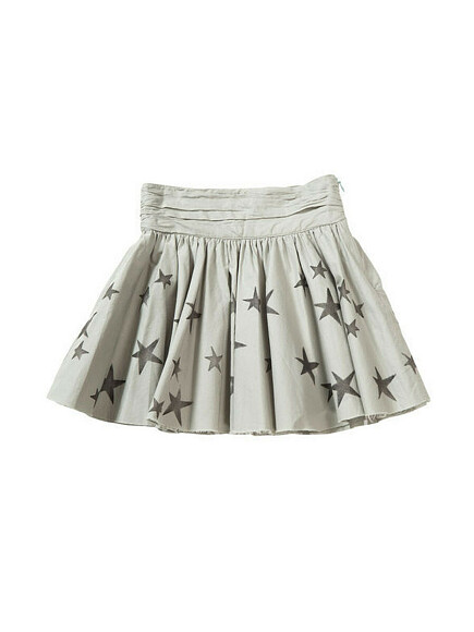 Как сшить пышную юбку-солнце нашироком поясе длядевочки