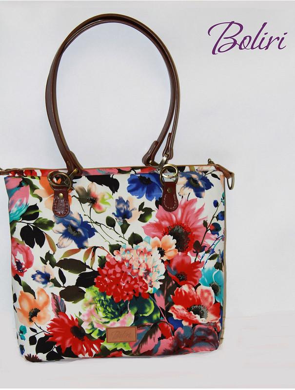 Летняя сумка «Цветочная поляна»
