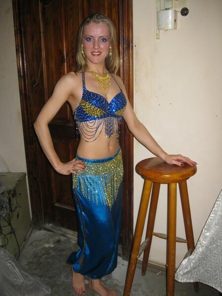 Танцевальный наряд