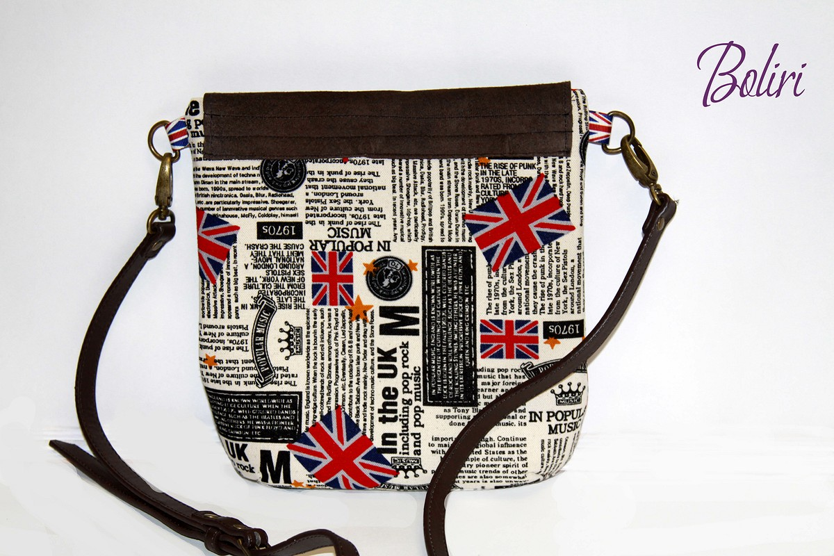 Летняя сумочка «Hello, Britain!» 2