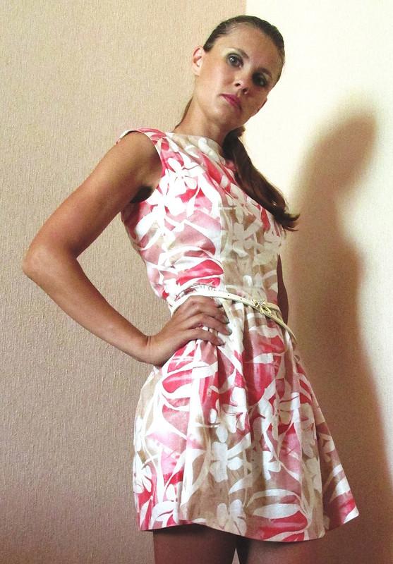 Платье - вспомнить детство от Алена Демидова