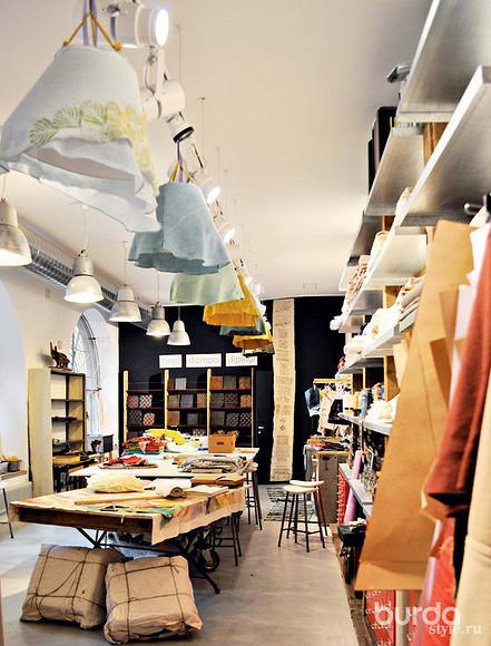 Магазины дизайнерских товаров вЕвропе