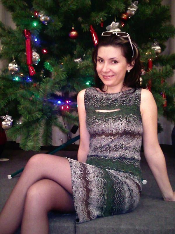 платье из«бисера» от Екатерина2012