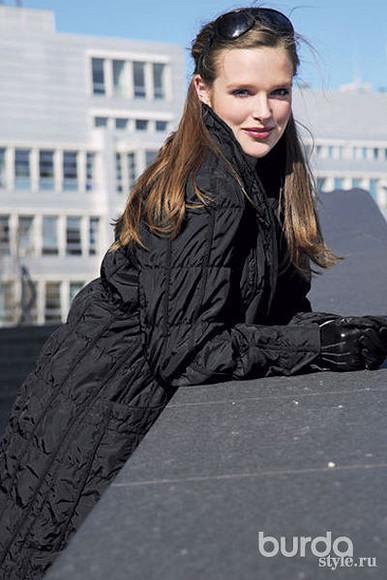 Идеальное пальто дляполных женщин